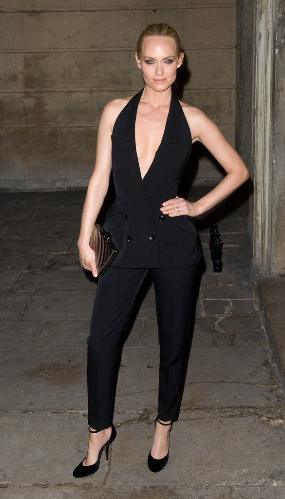 Amber Valletta at Stella McCartney