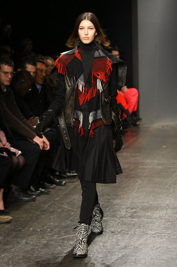 Donna Karan Runway Fall 2012
