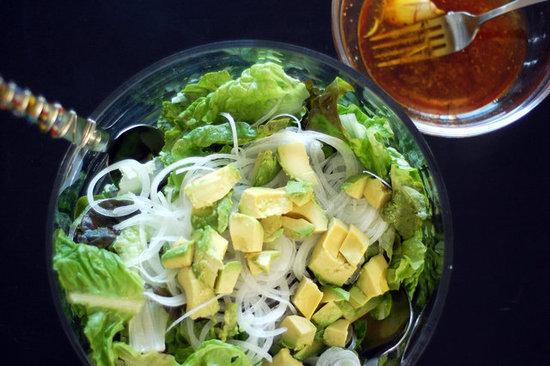 Green Salad Red Wine Vinaigrette | POPSUGAR Food
