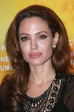 Angelina  looked gorgeous as ever at the premier of The Lady.