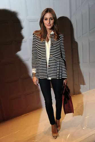 Olivia Palermo went to Tibi.