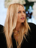 Rachel Zoe showed her collection at the Empire Hotel.
