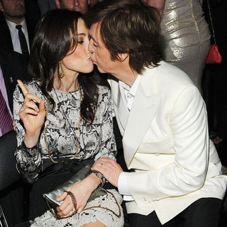Best 20 Pictures at 2012 Grammys From Audience and Backstage
