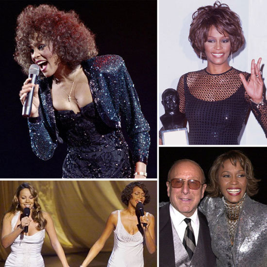Remembering Whitney Houston With a Look Back at Her Life in Pictures
