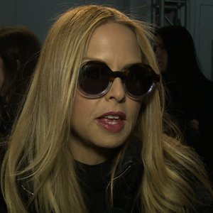 Rachel Zoe Interview at Derek Lam