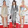 Elle Style Awards Red Carpet 2012