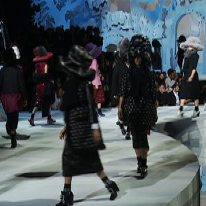 Marc Jacobs Fall 2012 Runway Show