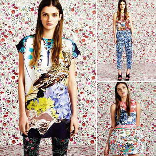 Mary Katrantzou For Topshop Collection