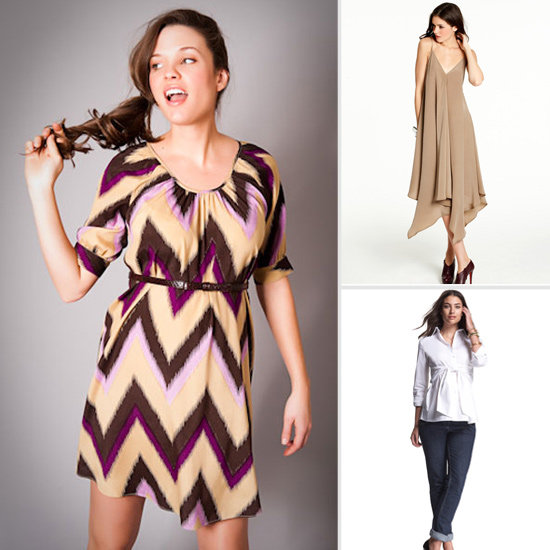 Runway-Inspired Spring Maternity Looks