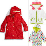 10 Adorable Raincoats For Girls