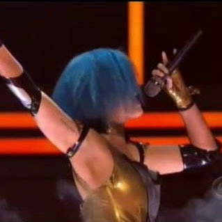 Katy Perry Grammy Performance Part of Me (Video)