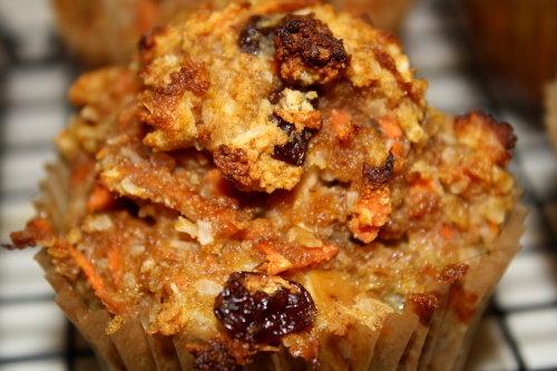 balanced body systems: morning glory muffins