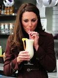 "Kate Middleton tried ""The Duchess"" shake."