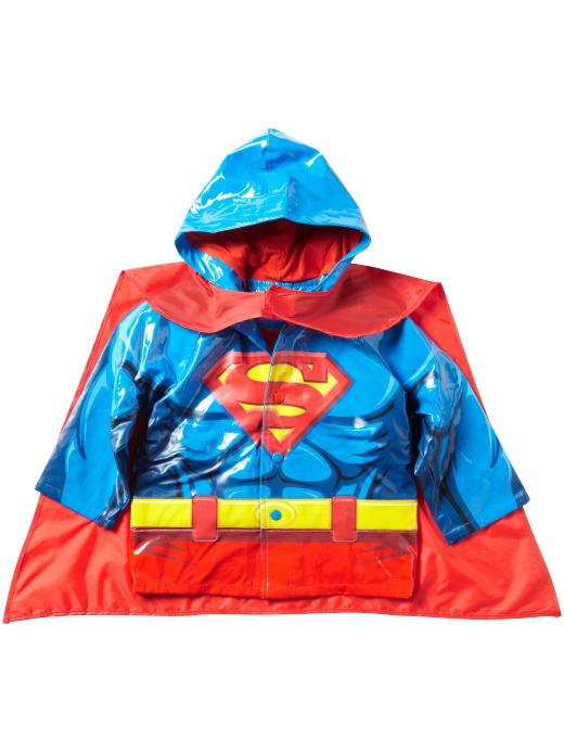 Western Chief Superman Raincoat ($50, Now $45)