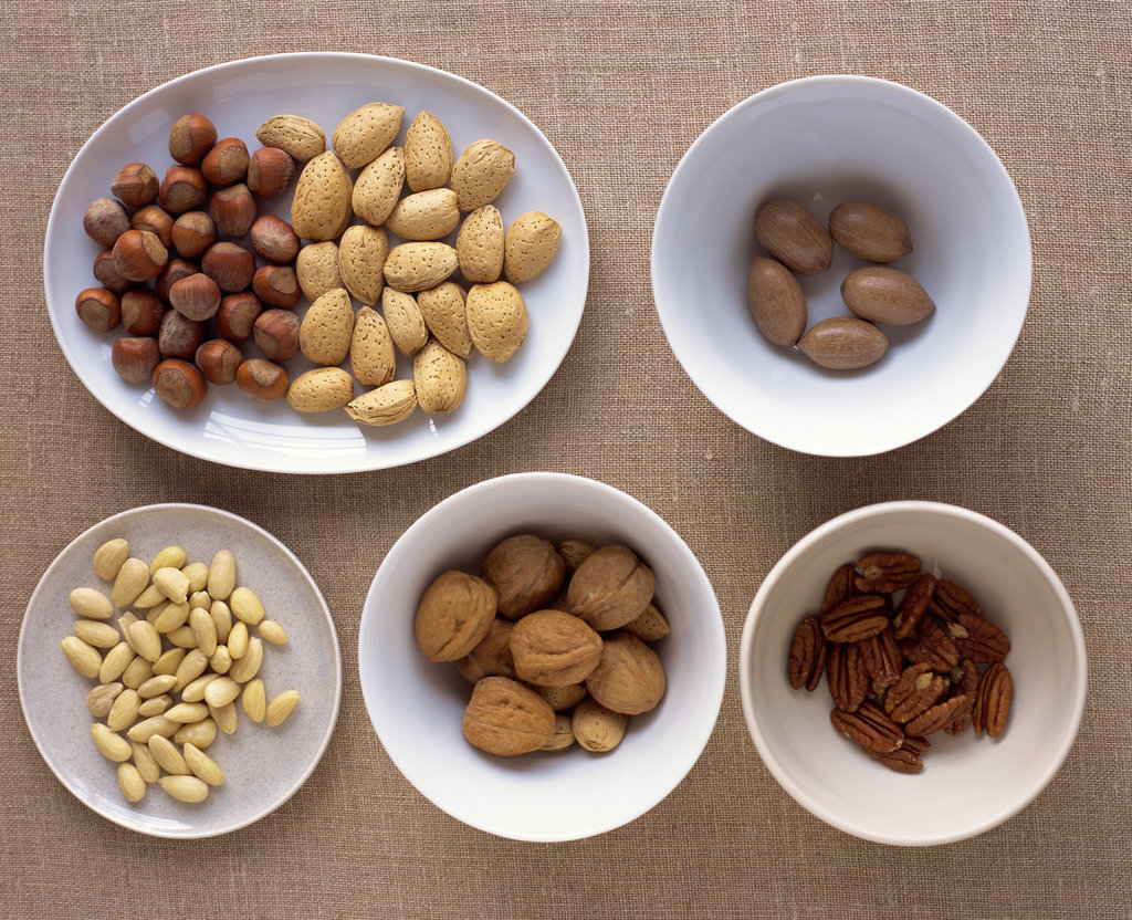 Nuts, Legumes, and Seeds