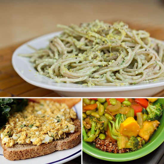 Power Up With These Protein-Packed Vegetarian Meals
