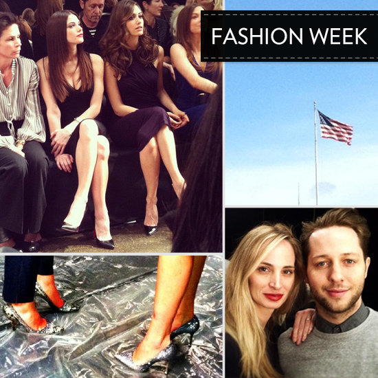 The Best Twitter Pictures from New York Fashion Week: Pervy Snaps from the Front Row, Runway and Celeb-Packed Parties!