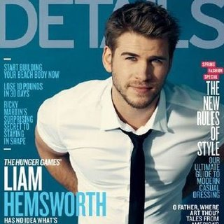 Liam Hemsworth Hunger Games Details Interview (Video)