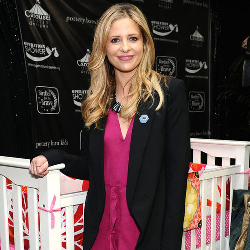 Sarah Michelle Gellar at Operation Shower Event Pictures
