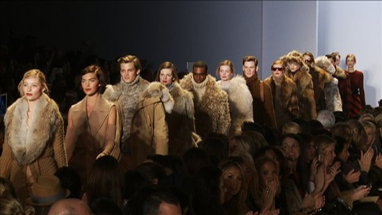 Michael Kors Goes Luxe For Fall 2012