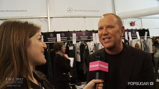 Famous Hollywood Couples Inspire Michael Kors's Fall Collection