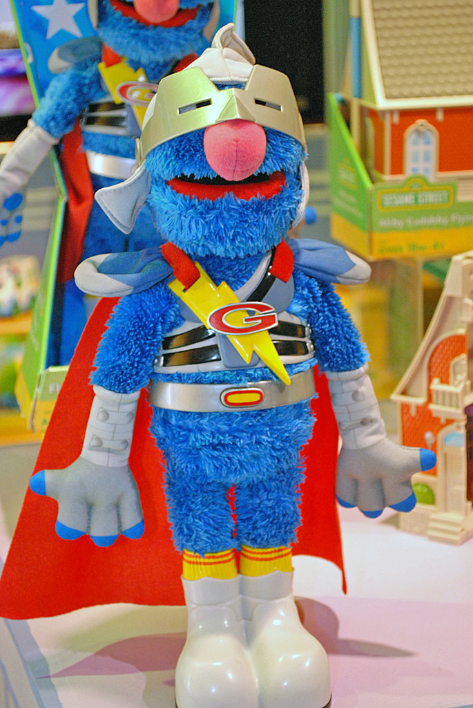 Flying Super Grover 2.0