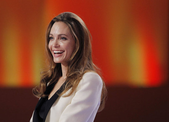 "Angelina Jolie Says ""Oui"" to an Appearance on France's Le Grand Journal"
