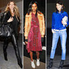 Fashion Week Models Street Style February 2012