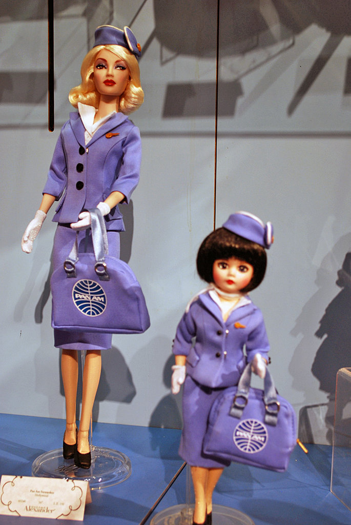 Madame Alexander Pan Am Dolls