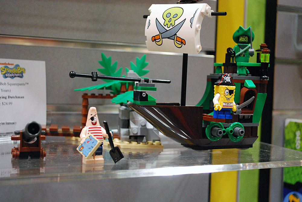 LEGO Spongebob