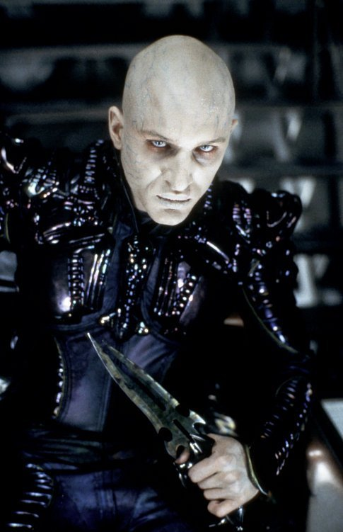 Tom Hardy, Star Trek: Nemesis