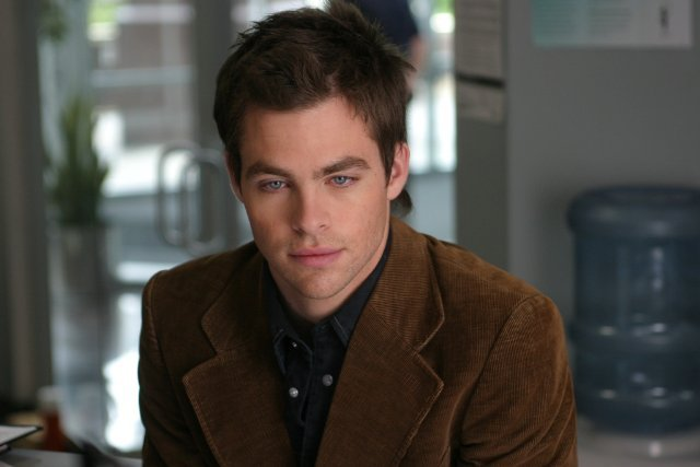 Chris Pine, Blind Dating