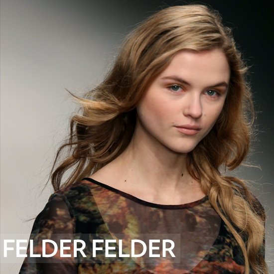 Blond Is the Name of the Game at Felder Felder