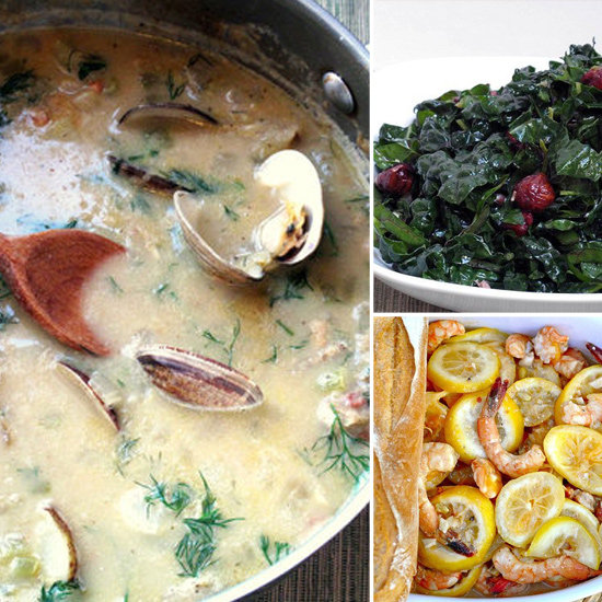 Eat Seasonally With These 5 Fast and Easy Dinners