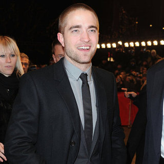 Robert Pattinson Pictures at Bel Ami Premiere 2012 Berlin Film Festival