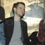 Tom Sturridge partied in NYC.