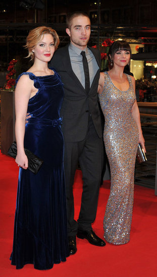 The trio walked the red carpet together on their big night.