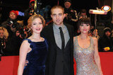 Holliday, Rob, and Christina all looked fabulous at the Bel Ami premier.