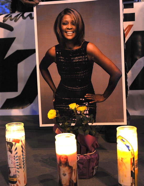 Whitney Houston's Memorial Streaming Online