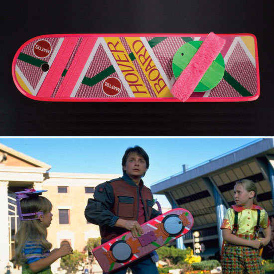 Mattel Finally Comes Out With a Hoverboard