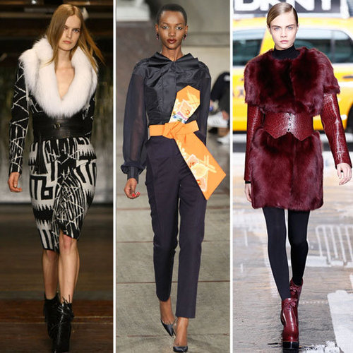 Accessory Trends: Bigger Belts