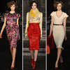 L&#039;Wren Scott Runway Fall 2012