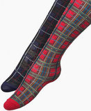 Ralph Lauren Little Girl Plaid Tights ($14, Now $8)