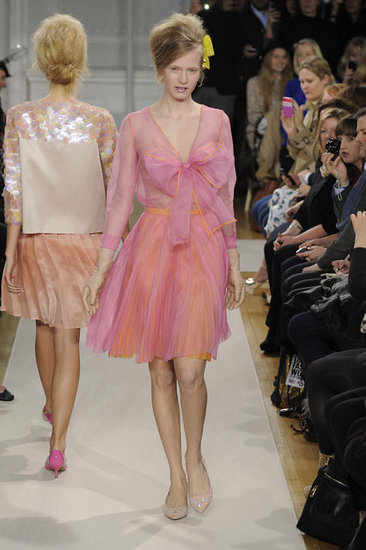 Moschino Cheap & Chic Fall 2012