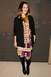 Drew Barrymore wore Marni for H&M.
