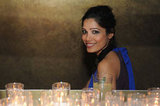 Freida Pinto hung out at the Marni for H&M.