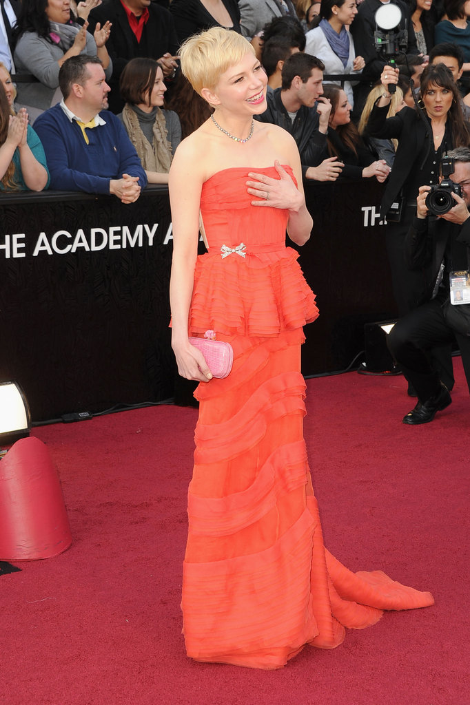 The Best Dressed of the 2012 Oscars