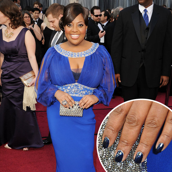 Sherri Shepherd: Her Oscars Nails