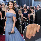 Penelope Cruz: Her Oscars Nails