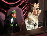 Kermit and Miss Piggy